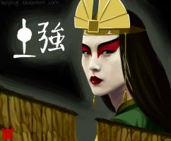 Avatar Kyoshi by HaNJiHye