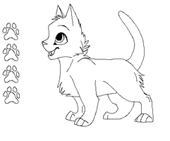 free lineart by kaysey14