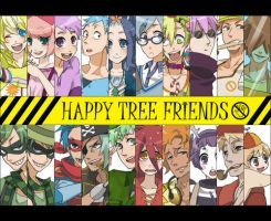 Happy Tree Friends Anime 3 by Mery-Mephistopheles