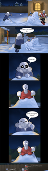 Undertale - I Miss You by TC-96