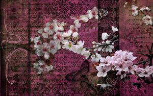 blossoms by libidules