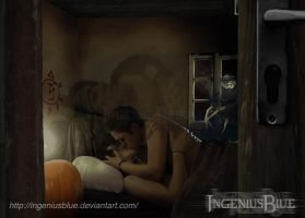 SPN Wincest - Night Of The Hurricane by IngeniusBlue