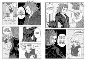 KH2: Nothing's Call Pg 5 + 6 by Risachantag