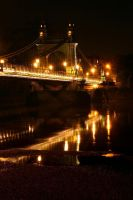 Putney Bridge W London by Andrew-and-Seven