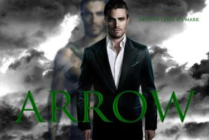 Arrow Wallpaper 3 by Zithirax35
