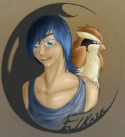 Falkner- fully colored by w0lf--61