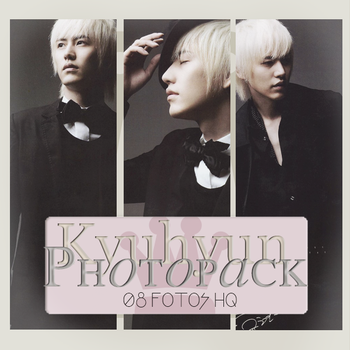 Photopack Kyuhyun- Super Junior 053 by DiamondPhotopacks