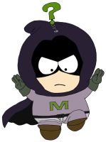 Mysterion - Action Pose 14 by megasupermoon