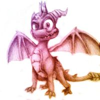 Spyro the Legend by XstellarxangleX