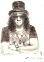 Slash - Classic Rock Mar '10 by abolatinge