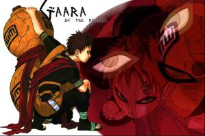 fear me for im gaara by lil-sasu