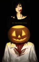 Happy Halloween, Darling by ma-teacup