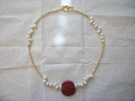 """""""Royal Seal"""" Necklace by Jamethial"""