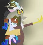 Me and Discord by SkylaPlayz