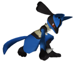 Lucario Pride by DarkClaw154