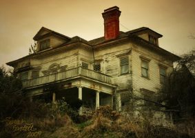 Flavel House, Astoria Oregon by NaturePunk