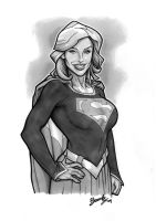 Supergirl by Bambs79