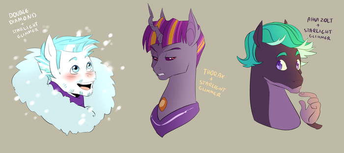 Starlight sons by Pikokko