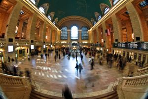 Grand central terminal by andthecowsgobaa