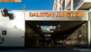 Dalston Junction by TPJerematic