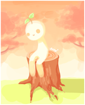 Forest Thing by Citron-Ami