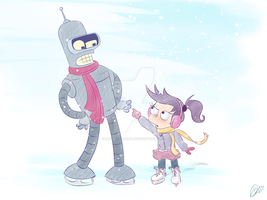 You said that you have no skates by MissFuturama