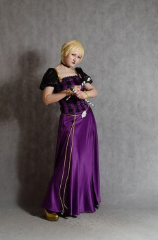 Rose Lalonde by Shira---Yuki