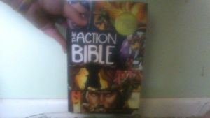 The Action Bible by sin-and-love