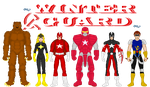 The Winter Guard by MetalLion1888