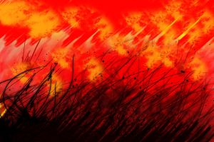 Nuclear Holocaust by TheSilentRaven