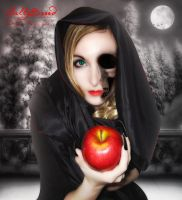 Evil Witch by SallyBreed