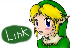 Link doodle by Markiehh