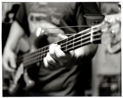 Brian on Bass by sandollor