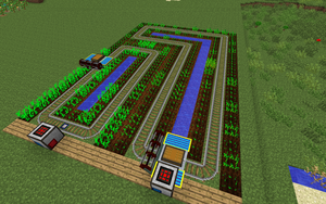Automatic Farming by Flexico
