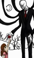 SlenderMan by girloveslink