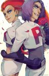 Prepare for Trouble by fayrenpickpocket