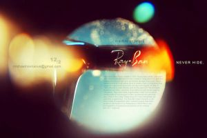 ray ban by LeahMike