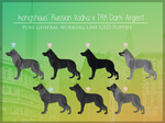 Argent x Rush Litter 2014 : CLOSED by swagstag