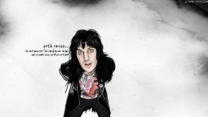 Noel Fielding Wallpaper- 2 by Ion-Sky