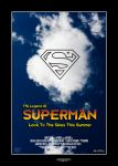 Superman Poster A by imaphotoguy