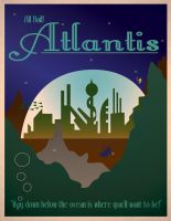Hail Atlantis by sdotwhoa