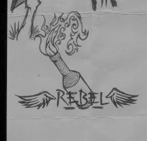Molotov Rebel by Bodhi-The-Wicked