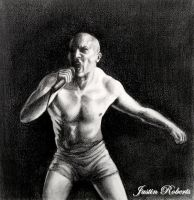 Maynard James Keenan by jrobertsart