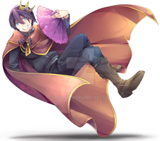 Yato King by fleesveon