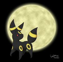 Blacky Moon by Twime777