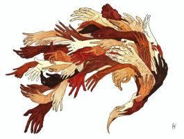 Wave Your Hands by Allison-beriyani