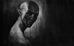 Solas wallpaper by airagitt