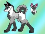 Canine design for contest by Lionhannah