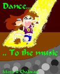 Mora - dance to the music by riinuka