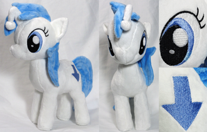 Discentia Plush by Cryptic-Enigma